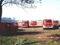 Moorbrand Fahrzeuge