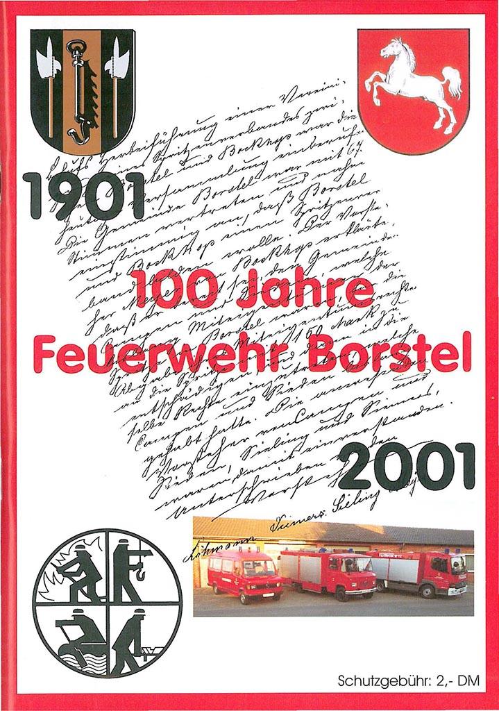 100 Jahre Feuerwehr Borstel