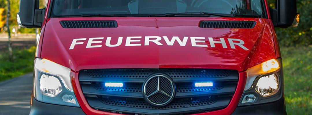 Autofahrerin kollidiert mit Lkw – Kein Einsatz für Ortsfeuerwehr Borstel